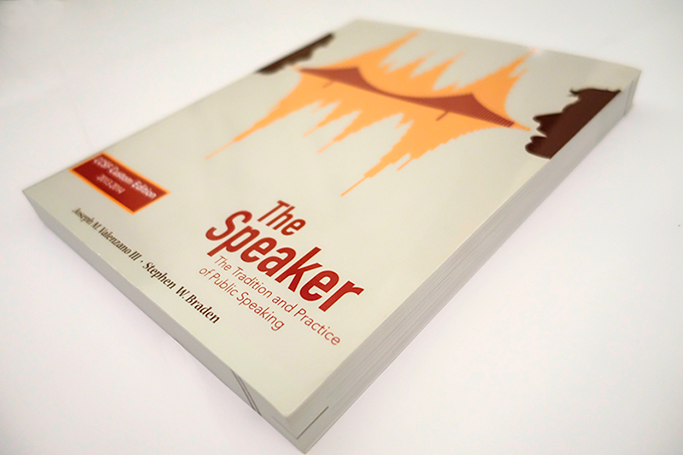 The Speaker book cover