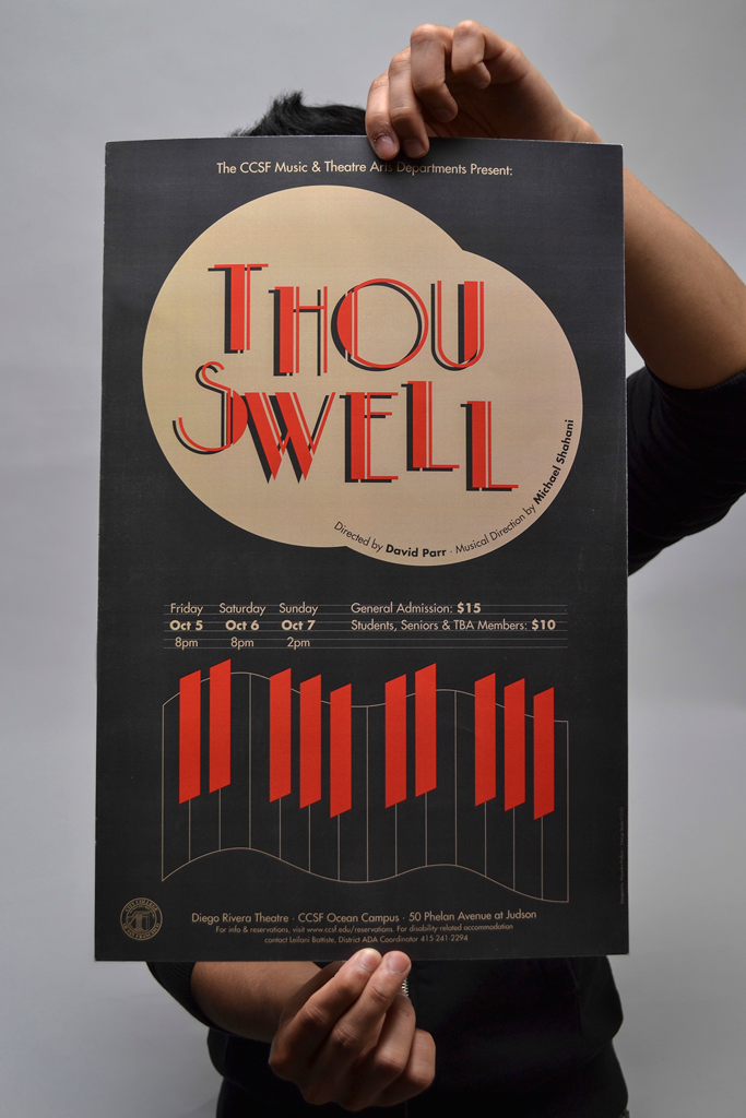 Thou Swell poster